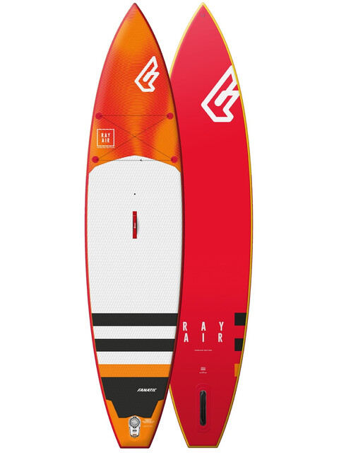 """Fanatic Ray Air Premium Inflatable Sup 12'6""""x32"""""""